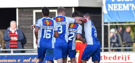 Uitslagen amateurvoetbal Zwolle e.o. zaterdag 16 november