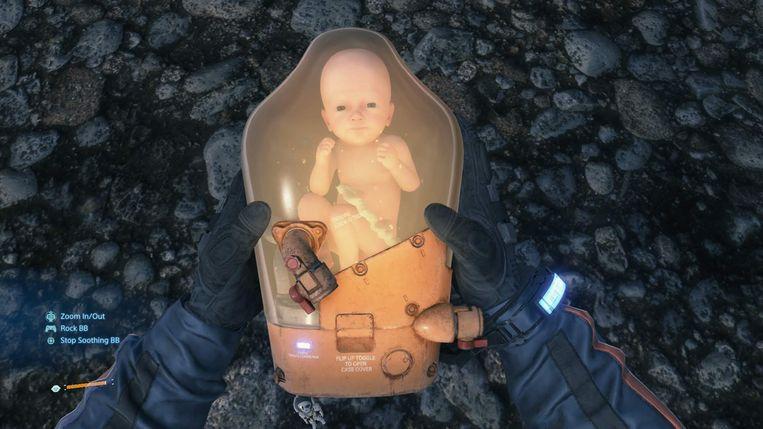 We maken geen grapje: je hebt écht een baby bij. Sterker nog: je zal 'em na een tijdje amper nog kunnen missen.