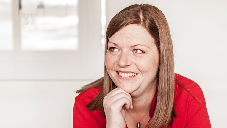Charlotte Cnockaert van de webshop BLUSH Lifestyle