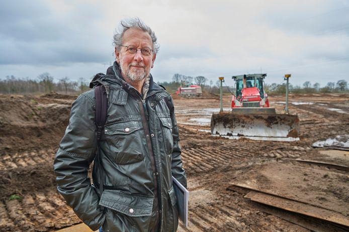 Toon Voets ziet dat zijn plan voor de Rijsvennen in Berghem na zeventien jaar wordt afgerond.