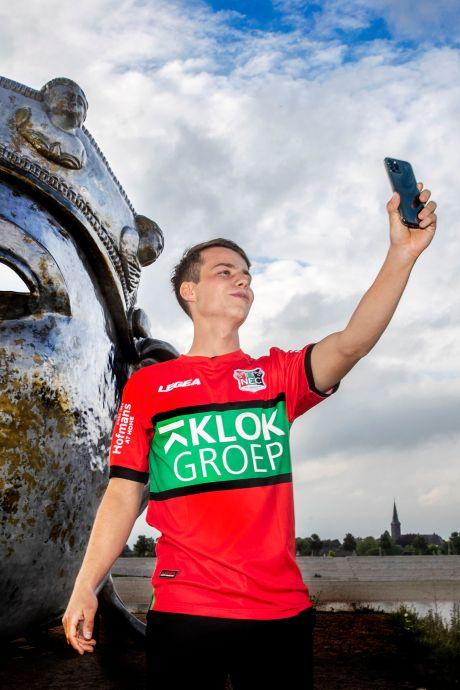 'Gezicht van NEC' Dirk Proper weerstaat vol overtuiging lokroep uit de eredivisie