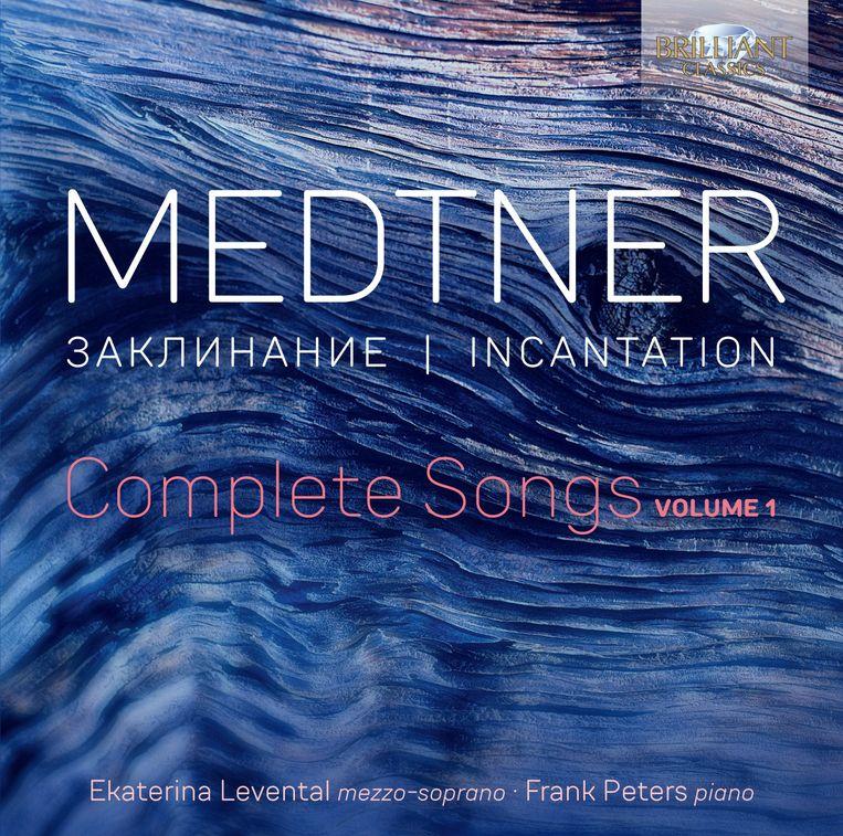 Nikolai Medtner - Incantation (Brilliant Classics) Beeld