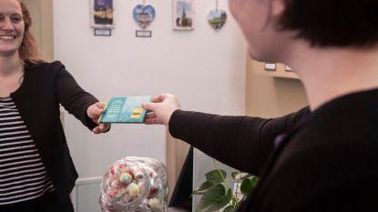 Digitale geschenkkaart Bilzen is goed voor een besteding van 450.000 euro