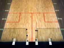 Precisiewerk: Radboud Sportcentrum ontruimd nadat squashbal brandalarm raakt