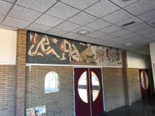 Gratis af te halen in Enschede: een monumentaal kunstwerk
