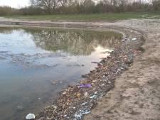 Burgercollectief Dreumel: ook plastic uit vuile bagger in Maas