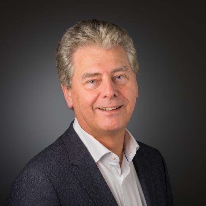 Peter Smit, wethouder gemeente Oisterwijk (Algemeen Belang).