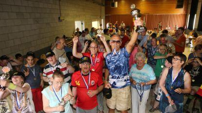 Kampioenenfeest sluit sportweek af