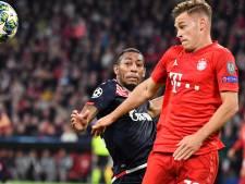 Van La Parra buigt met Rode Ster pas laat voor Bayern