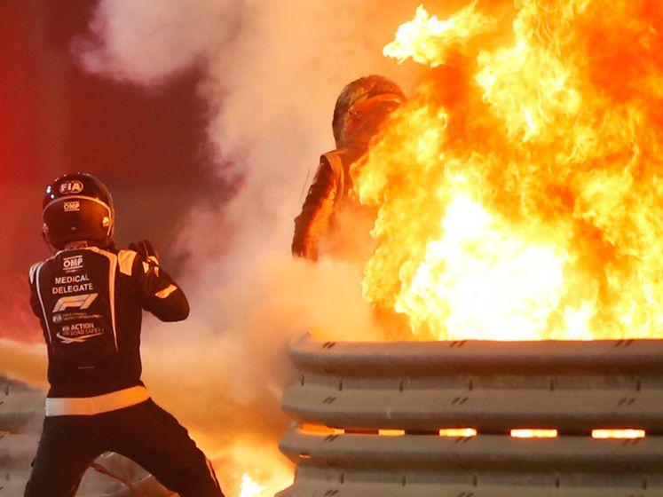 Bekijk hier de krankzinnige nachtrace in Bahrein terug