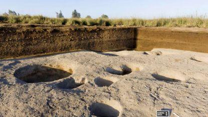 Archeologen ontdekken dorp uit tijd vóór farao's in Egypte