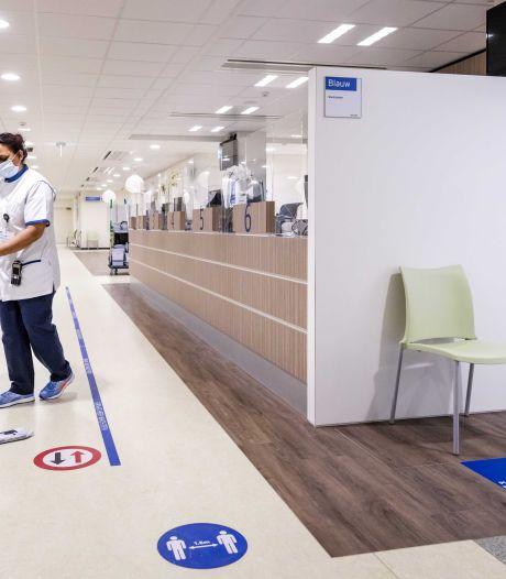 Bijna de helft van reguliere operaties en behandelingen in Brabantse ziekenhuizen uitgesteld