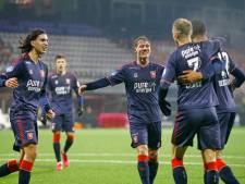 FC Twente begint nieuw jaar met klinkende zege