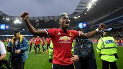 Paul Pogba verbrodt het kampioenenfeest van Man City