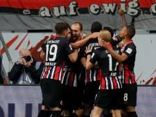 Bayern maakt pas op de plaats na afstraffing, Gladbach te sterk voor Bosz