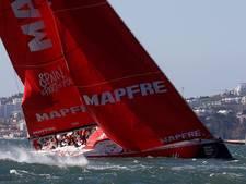 Spaanse Mapfre wint tweede etappe Ocean Race