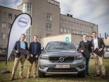 Studenten UGent bedenken duurzame oplossing voor verpakkingen op Volvo-lijn