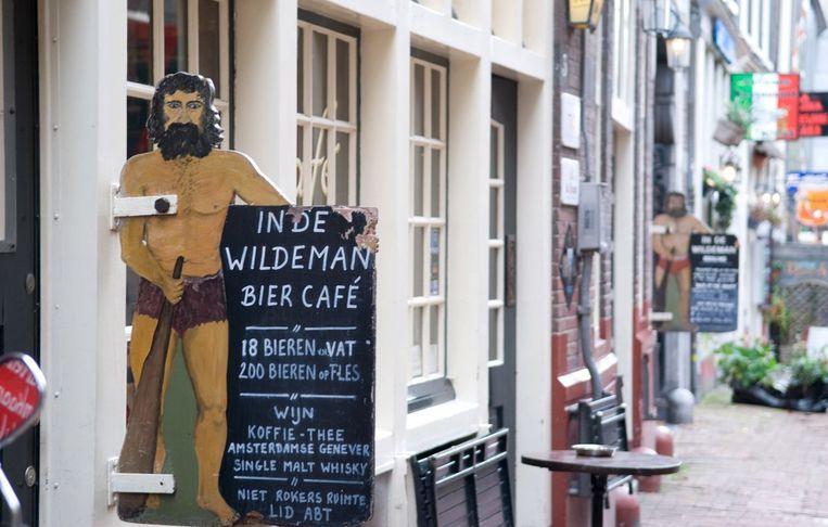 null Beeld Facebook Bierproeflokaal In De Wildeman