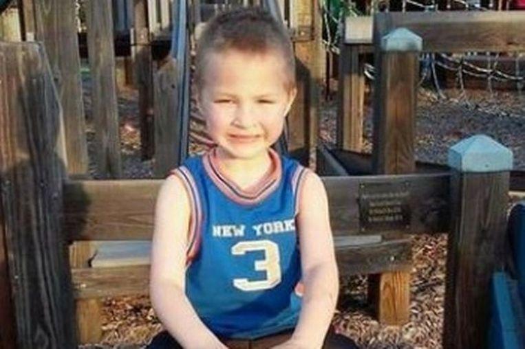 De 7-jarige Ethan Hauschultz kwam vorig jaar in april om het leven.