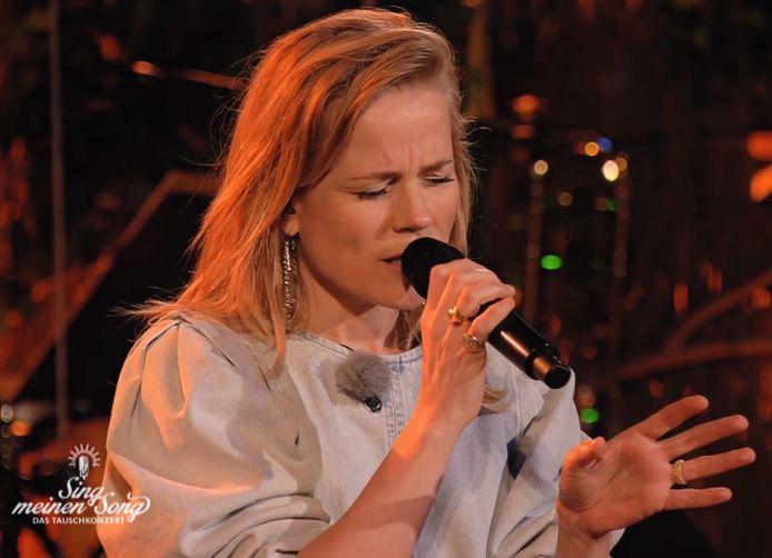 Ilse DeLange in Sing Meinen Song
