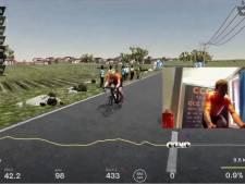 Greg Van Avermaet remporte le Tour des Flandres... virtuel