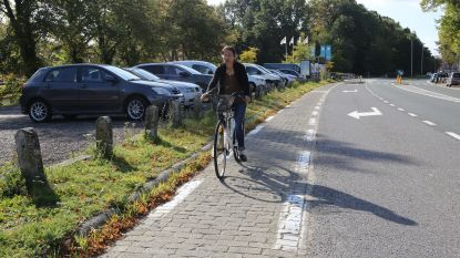 Nieuw asfalt, nieuwe fietspaden