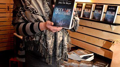 Joke De Meyer publiceert eerste roman