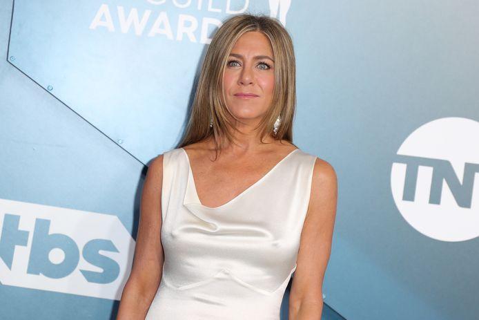 Jennifer Aniston à Los Angeles, le 19 février.