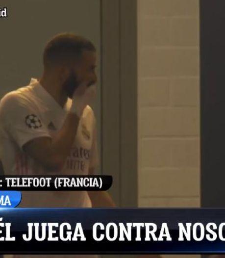 """""""Pas jouer"""" avec Vinicius: Benzema a joint le geste à la parole"""