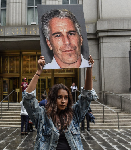 Misbruikverdachte Epstein niet op borgtocht vrij, vluchtgevaar te groot
