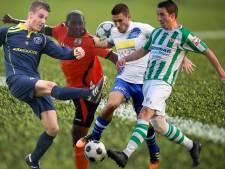 Uitslagen en doelpuntenmakers zaterdag 21 april