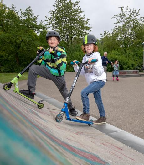 Skatepark is welkom, skeelerbaan Wageningen roept meer vragen op