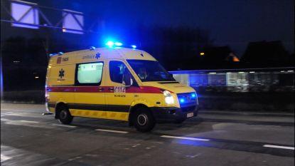 Twee zwaargewonde bestuurders na frontale botsing op E313 bij Olen