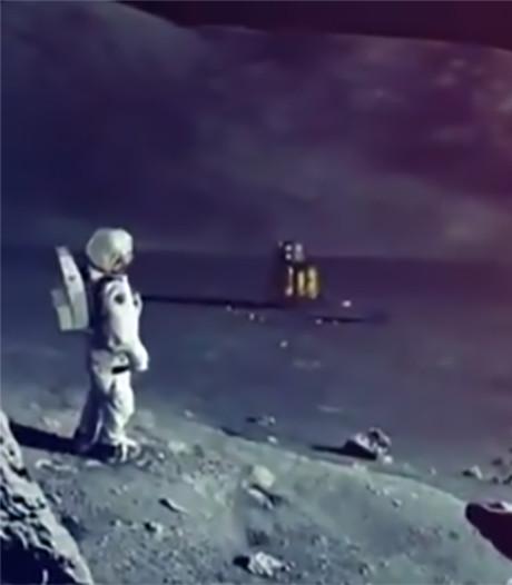 Des astronautes bientôt de retour sur la Lune? La Nasa dévoile son nouveau programme