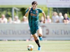 Ajax legt Ronaldo-beul Ekkelenkamp langer vast
