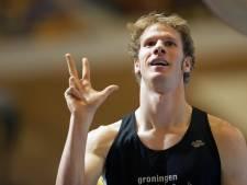 Thijmen Kupers uit Lengel gaat voor zevende goud op rij bij NK Indoor
