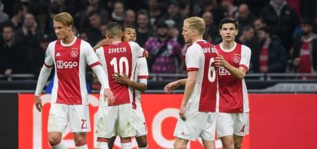 Ajax tegen Sturm Graz of PAOK in tweede voorronde CL