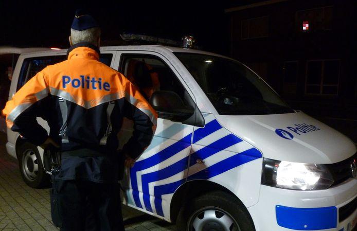 Illustratiebeeld politie