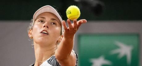 Mertens en Sabalenka plaatsen zich voor finale in Linz, Rus naar eindstrijd dubbelspel