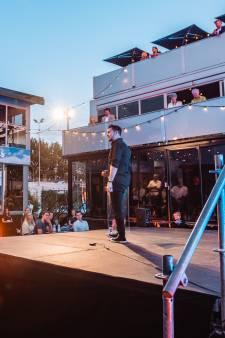 Guido Weijers trad op voor meer dan 100 man: 'Alle regels op een hoop geveegd'