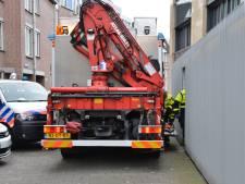 Politie Breda roept brandweer op om kluis te openen voor onderzoek