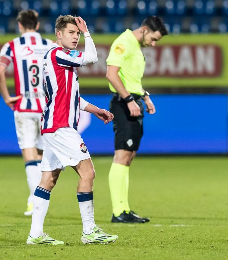 Samenvatting   Willem II staat na krankzinnige slotfase opnieuw met lege handen