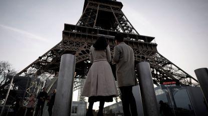 Franse staking treft ook toeristen