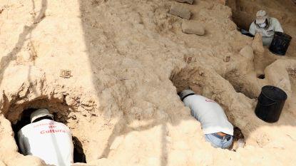 Archeologen vinden Incabegraafplaats in Peruaanse piramide