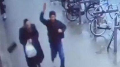 Vluchteling terroriseert Joodse buurt