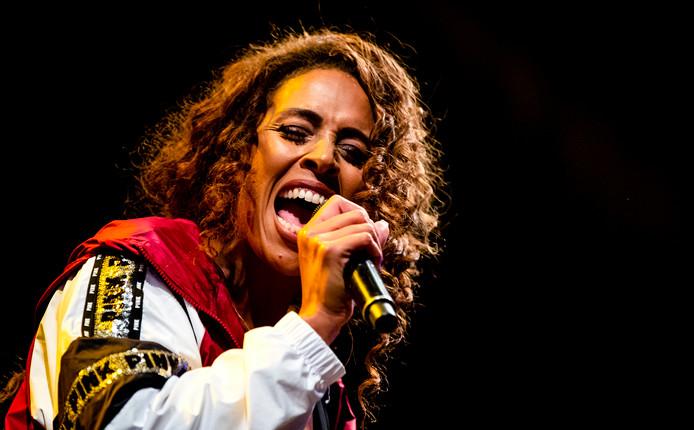 Glennis Grace trad vorige maand nog op tijdens de Vakantieweek in Woerden; een concert dat al was geboekt lang voordat ze de halve finales bereikte van America's Got Talent.