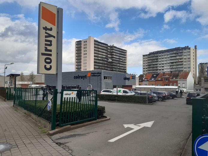 De Colruyt in Anderlecht.