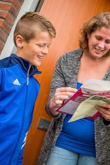 Winactie Kinderpostzegels valt verkeerd bij scholen: Geen wedstrijd