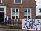 Inwoners Waspik wachten vol smart op thuiskomst Maarten