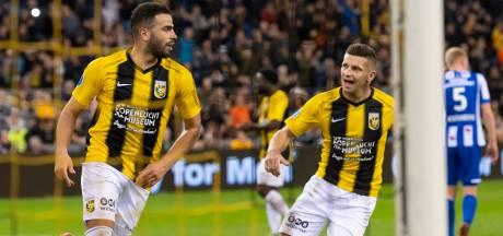 Samenvatting | Vitesse - sc Heerenveen